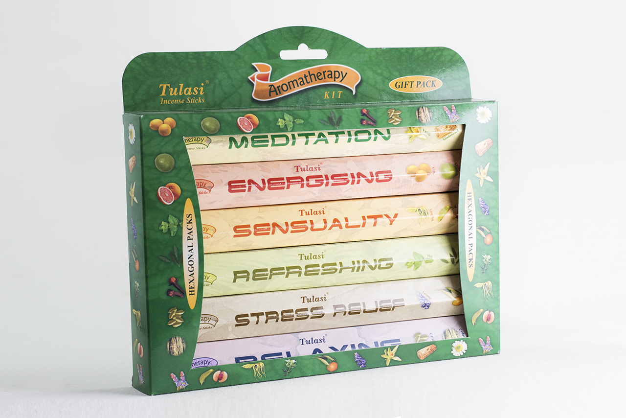 Tulasi Aromatherapy incense sticks