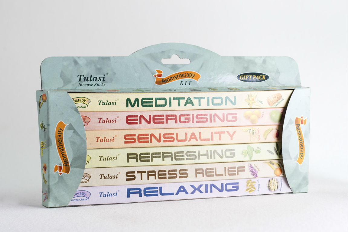 Tulasi Aromatherapy Incense packs