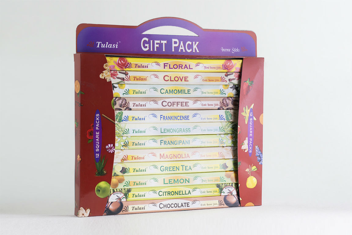 Tulasi Incense gift sets