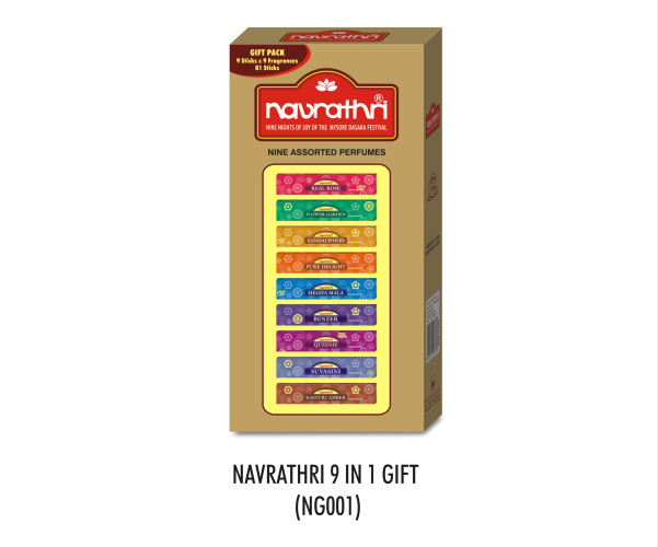 Tulasi Navrathri Incense Sticks