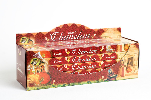 Tulasi Chandan Incense Sticks